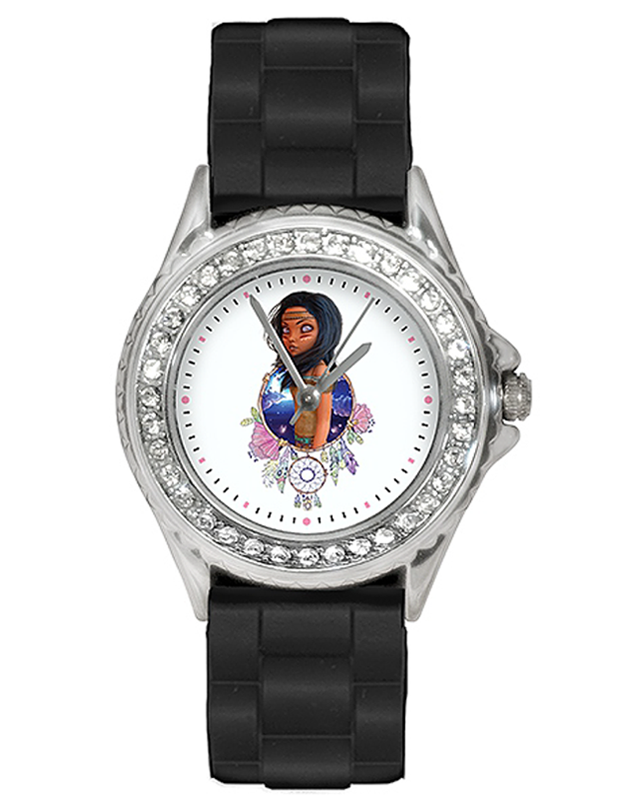 Tiger Lily Collectors Watch
