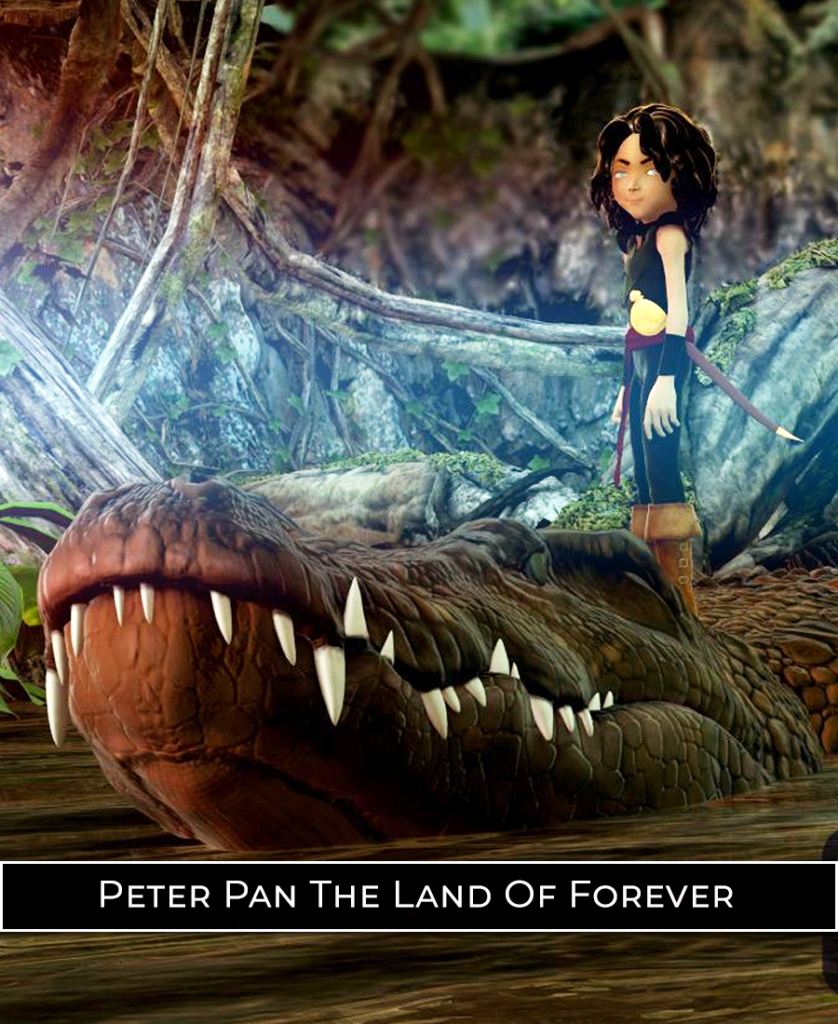 Peter Pan The Land Of Forever